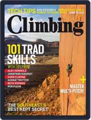 Climbing (Digital) Subscription September 1st, 2015 Issue