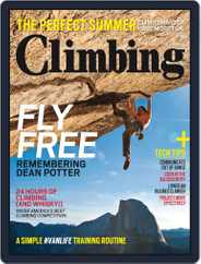 Climbing (Digital) Subscription August 1st, 2015 Issue