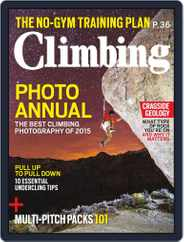 Climbing (Digital) Subscription May 1st, 2015 Issue