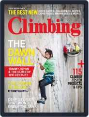 Climbing (Digital) Subscription April 1st, 2015 Issue