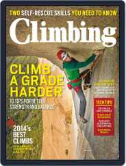 Climbing (Digital) Subscription February 1st, 2015 Issue