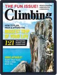 Climbing (Digital) Subscription October 28th, 2014 Issue