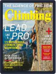 Climbing (Digital) Subscription September 19th, 2014 Issue