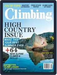 Climbing Magazine (Digital) Subscription July 9th, 2014 Issue