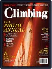 Climbing Magazine (Digital) Subscription June 3rd, 2014 Issue