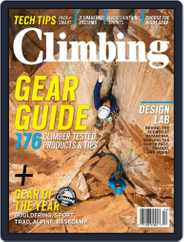 Climbing Magazine (Digital) Subscription March 25th, 2014 Issue