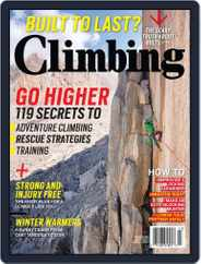 Climbing Magazine (Digital) Subscription February 14th, 2014 Issue