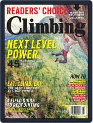Climbing Magazine (Digital) Subscription December 3rd, 2013 Issue