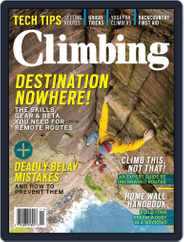 Climbing Magazine (Digital) Subscription October 29th, 2013 Issue