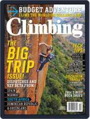 Climbing Magazine (Digital) Subscription September 17th, 2013 Issue