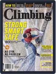 Climbing Magazine (Digital) Subscription August 15th, 2013 Issue