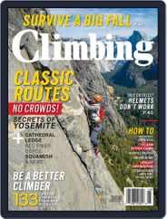 Climbing Magazine (Digital) Subscription July 8th, 2013 Issue