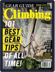 Climbing Magazine (Digital) Subscription March 19th, 2013 Issue