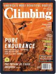 Climbing Magazine (Digital) Subscription February 12th, 2013 Issue