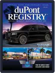 duPont REGISTRY (Digital) Subscription April 1st, 2020 Issue