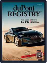 duPont REGISTRY (Digital) Subscription October 1st, 2019 Issue