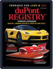 duPont REGISTRY (Digital) Subscription September 1st, 2019 Issue