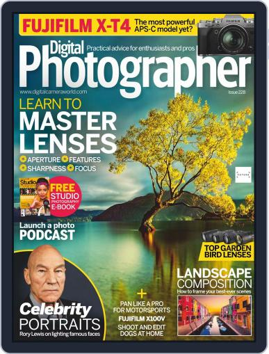 Digital Photographer June 15th, 2020 Issue Cover