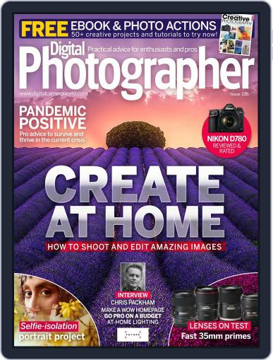 Digital Photographer May 15th, 2020 Issue Cover