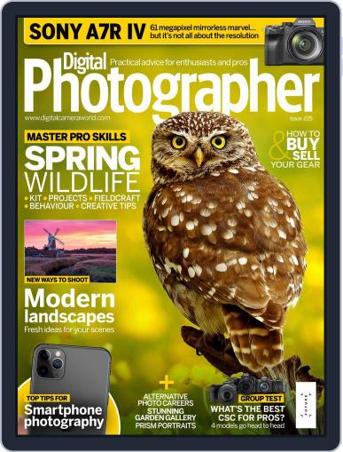 Digital Photographer May 1st, 2020 Issue Cover