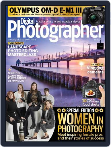 Digital Photographer April 15th, 2020 Issue Cover