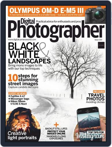 Digital Photographer April 1st, 2020 Issue Cover