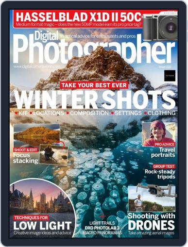 Digital Photographer March 15th, 2020 Issue Cover