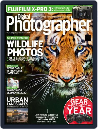 Digital Photographer March 1st, 2020 Issue Cover
