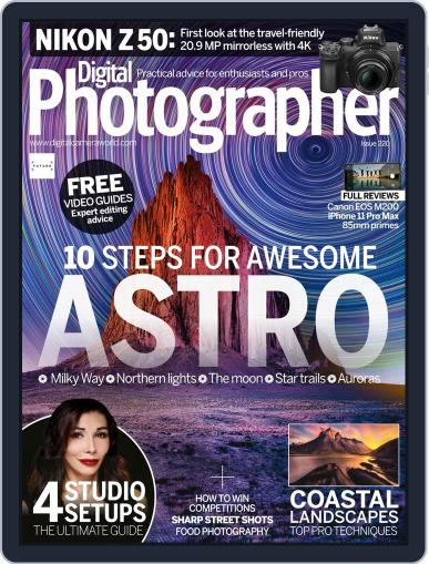 Digital Photographer February 15th, 2020 Issue Cover