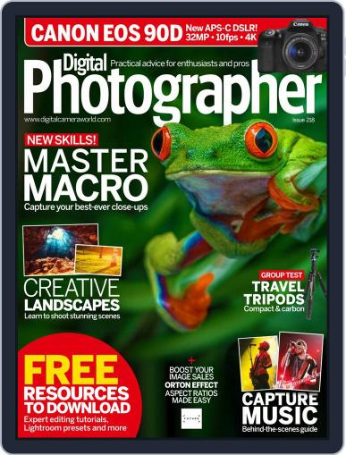Digital Photographer January 15th, 2020 Issue Cover