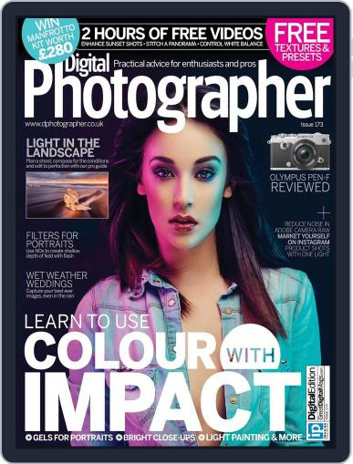 Digital Photographer April 7th, 2016 Issue Cover