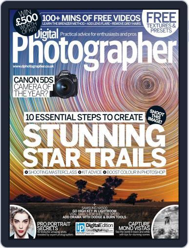 Digital Photographer September 1st, 2015 Issue Cover