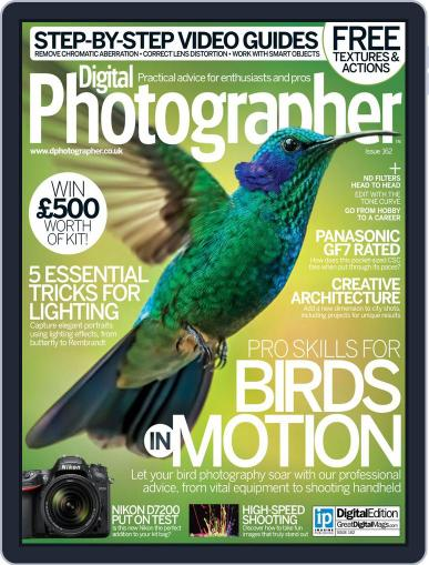 Digital Photographer June 1st, 2015 Issue Cover