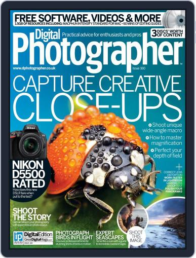 Digital Photographer April 8th, 2015 Issue Cover