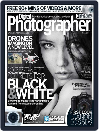 Digital Photographer March 11th, 2015 Issue Cover