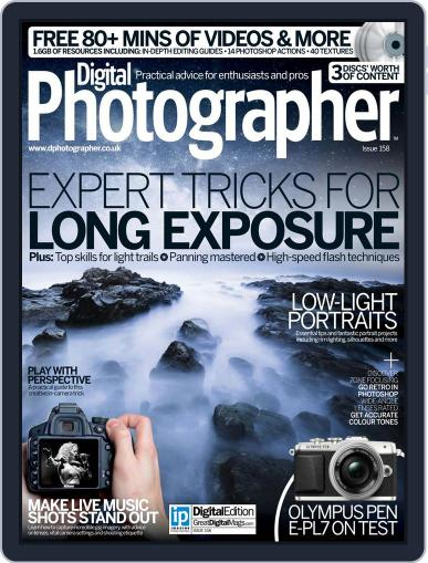 Digital Photographer February 11th, 2015 Issue Cover