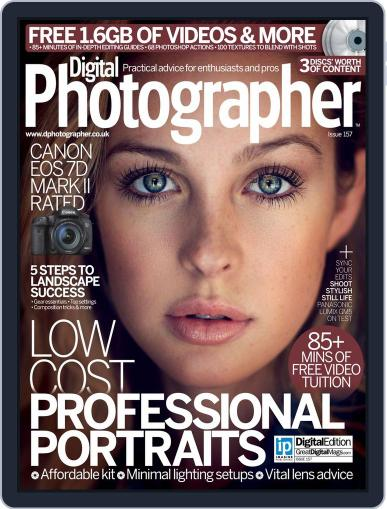 Digital Photographer January 14th, 2015 Issue Cover