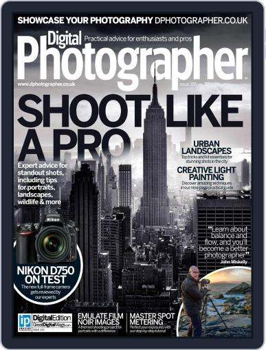 Digital Photographer November 19th, 2014 Issue Cover