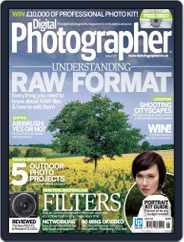 Digital Photographer Subscription August 8th, 2012 Issue