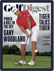 Golf Digest Magazine (Digital) Subscription August 1st, 2019 Issue
