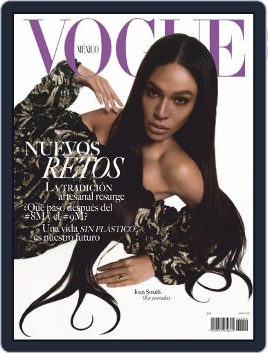 Vogue Mexico (Digital) April 1st, 2020 Issue Cover