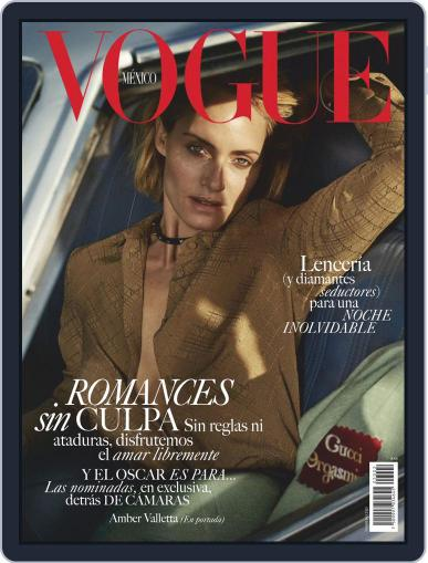 Vogue Mexico (Digital) February 1st, 2020 Issue Cover