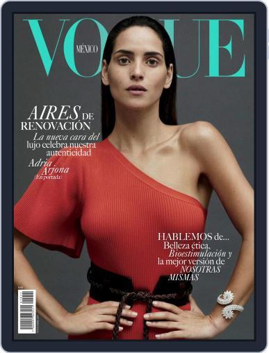 Vogue Mexico (Digital) November 1st, 2019 Issue Cover
