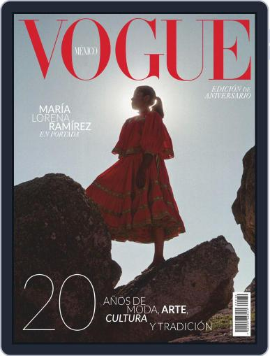 Vogue Mexico (Digital) October 1st, 2019 Issue Cover