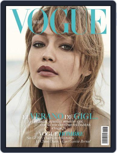 Vogue Mexico (Digital) June 1st, 2019 Issue Cover