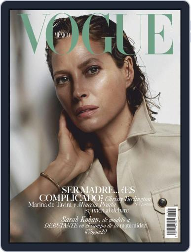 Vogue Mexico (Digital) May 1st, 2019 Issue Cover