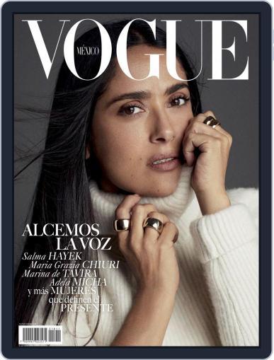 Vogue Mexico (Digital) November 1st, 2018 Issue Cover