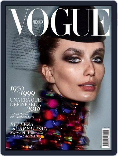 Vogue Mexico (Digital) August 1st, 2018 Issue Cover