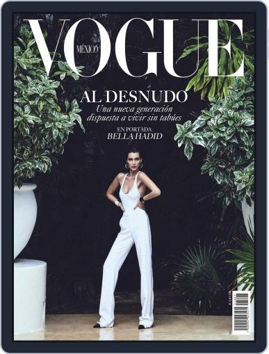 Vogue Mexico (Digital) July 1st, 2018 Issue Cover