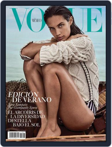 Vogue Mexico (Digital) June 1st, 2018 Issue Cover
